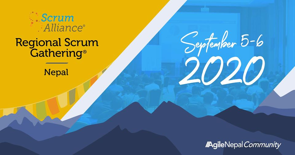 Regional Scrum Gathering Nepal 2020